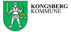 Kongsberg kommune liggende